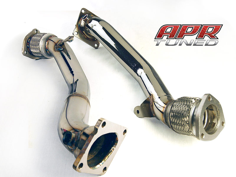 apr audi a6/allroad 2.7t performance exhaust system