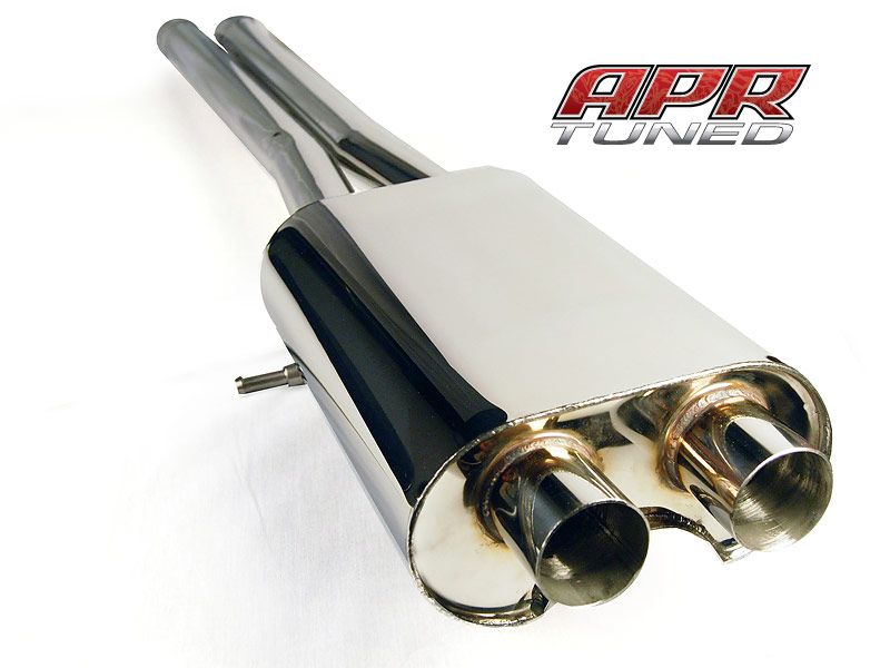 Apr Audi A6 Allroad 2 7t Performance Exhaust System