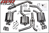 Dual Exit Turboback Exhaust