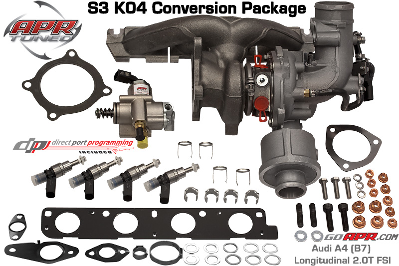 Anyone Install An Oem K04 Golf R S3 Not A Kit Turbo